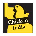 Chicken India Website Logo